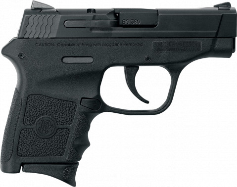Smith & Wesson M&P Bodyguard 380 facing right