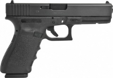 Glock G21 SF facing right