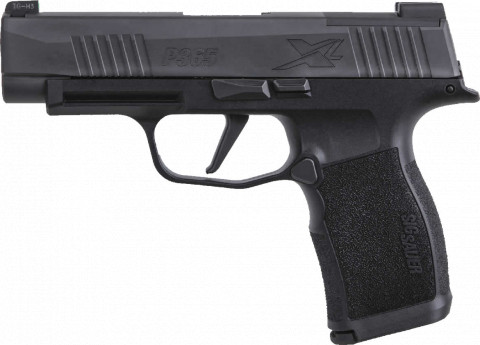 Sig Sauer P365 XL facing left