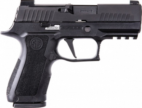 Sig Sauer P320 XCompact facing right