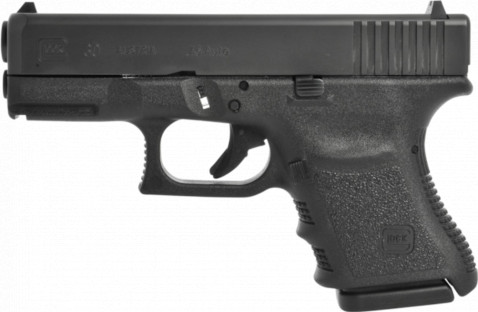 Glock G30 SF facing left