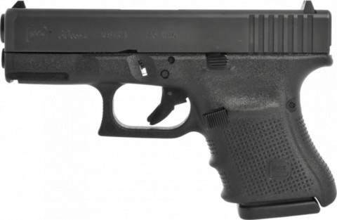 Glock G30 Gen4 facing left