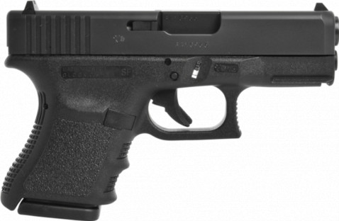 Glock G29 SF facing right