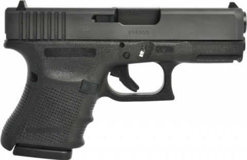 Glock G29 Gen4 facing right