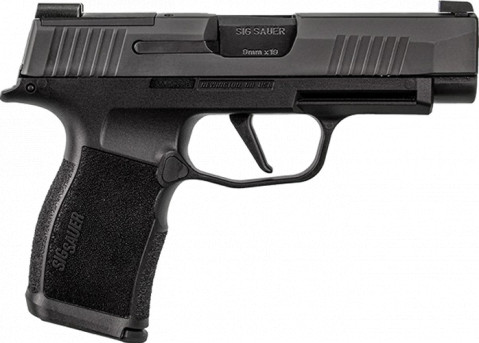 Sig Sauer P365 XL facing right