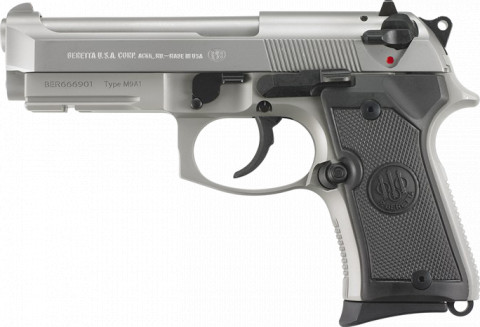 Beretta 92 FS Compact facing left