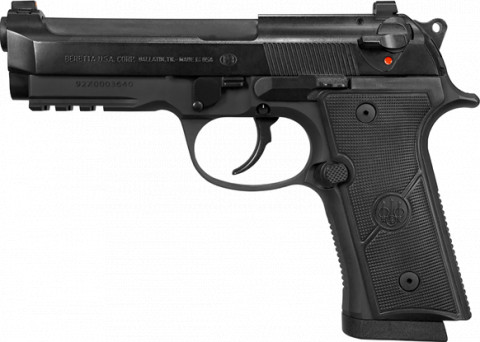 Beretta 92X Centurion facing left