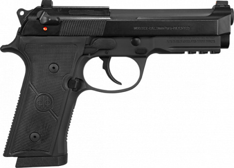 Beretta 92X Centurion facing right