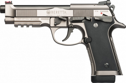 Beretta 92X Performance facing left