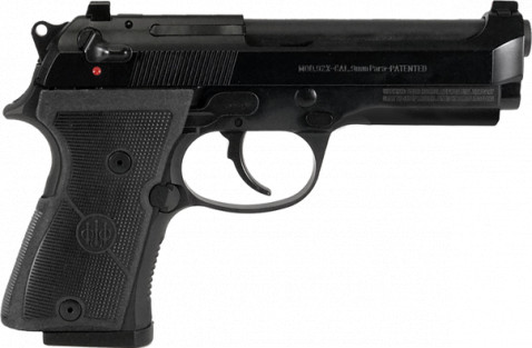 Beretta 92X Compact facing right
