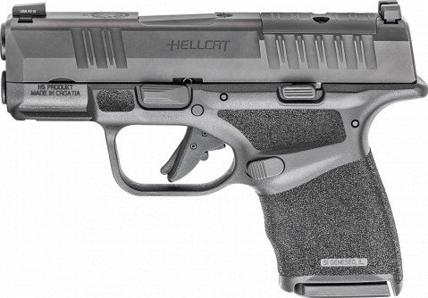 Springfield Hellcat Micro Compact facing left