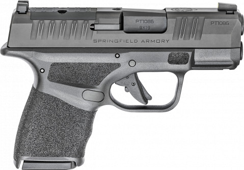 Springfield Hellcat Micro Compact facing right
