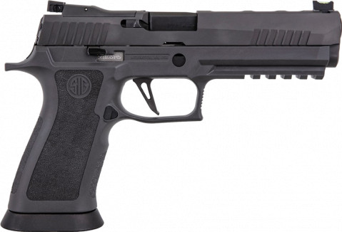 Sig Sauer P320 XFive Legion facing right