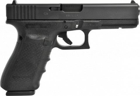Glock G20 Gen4 facing right