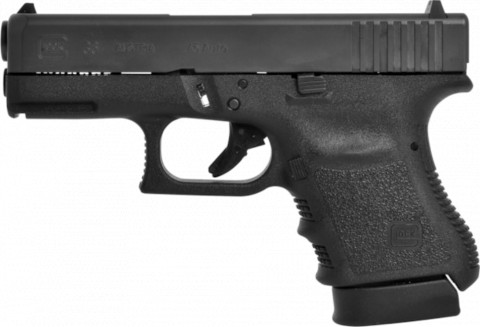 Glock G36 facing left