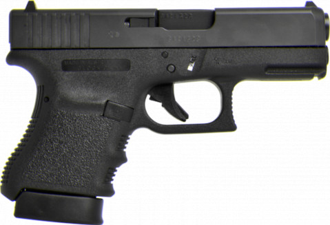 Glock G36 facing right