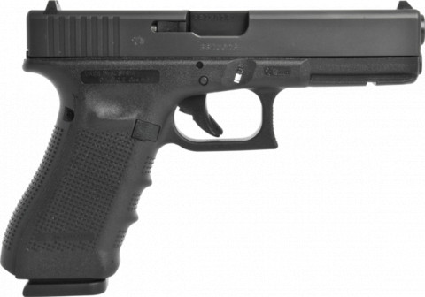 Glock G22 Gen4 facing right