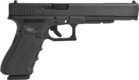 Glock G24 facing right