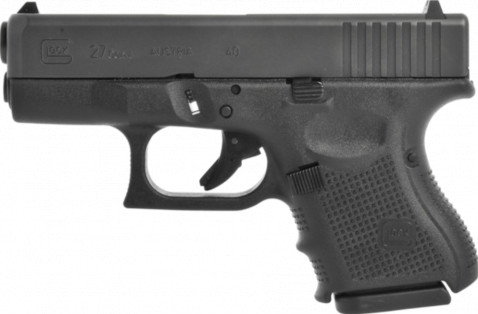 Glock G27 Gen4 facing left
