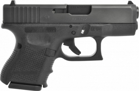 Glock G27 Gen4 facing right