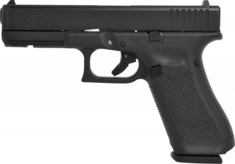 Glock G17 Gen5 facing left