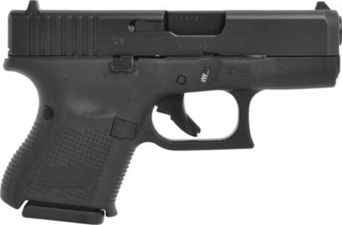 Glock G26 Gen5 facing right