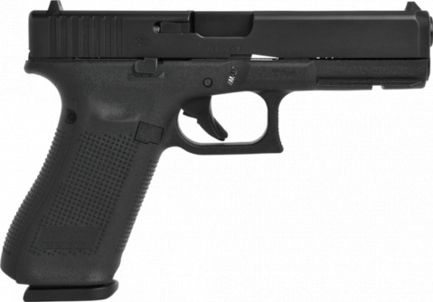 Glock G17 Gen5 facing right