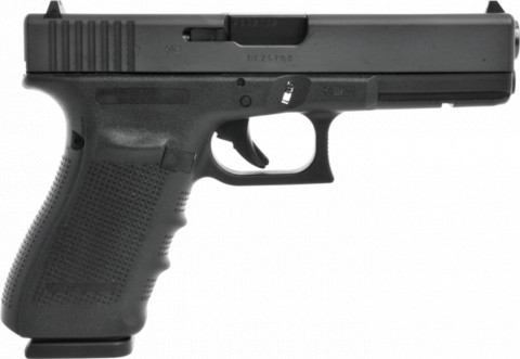 Glock G21 Gen4 facing right