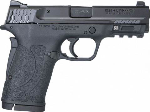 Smith & Wesson M&P 380 Shield EZ facing right