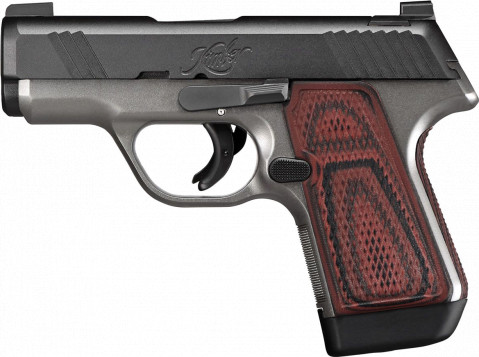 Kimber EVO SP facing left