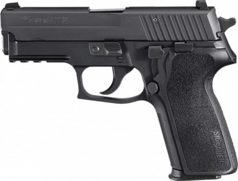 Sig Sauer P229 Nitron Compact facing left