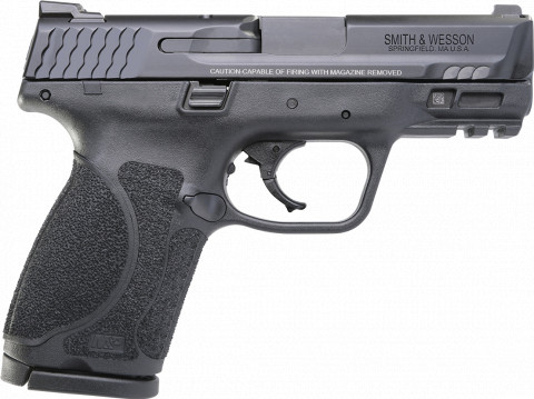 "Smith & Wesson M&P 9 M2.0 3.6"" Compact facing right"
