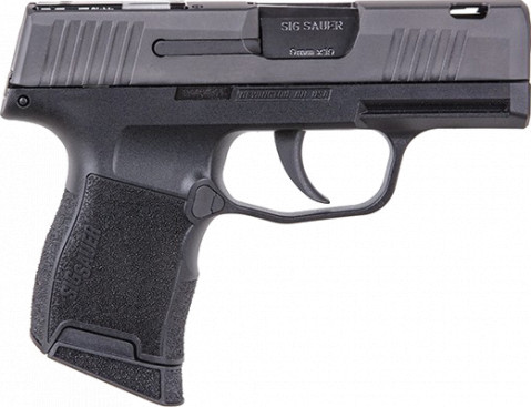 Sig Sauer P365 SAS facing right