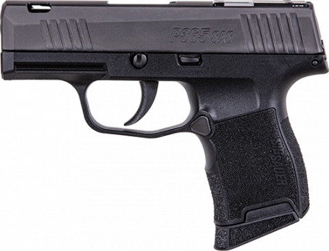 Sig Sauer P365 SAS facing left