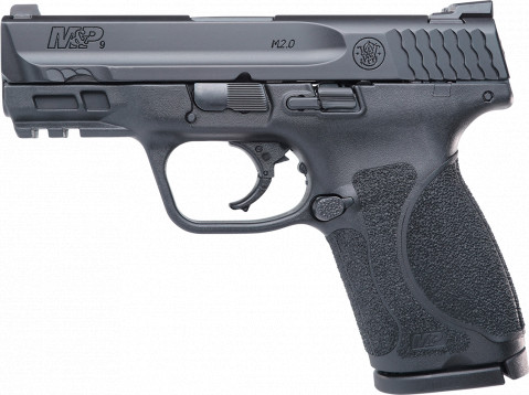 "Smith & Wesson M&P 9 M2.0 3.6"" Compact facing left"