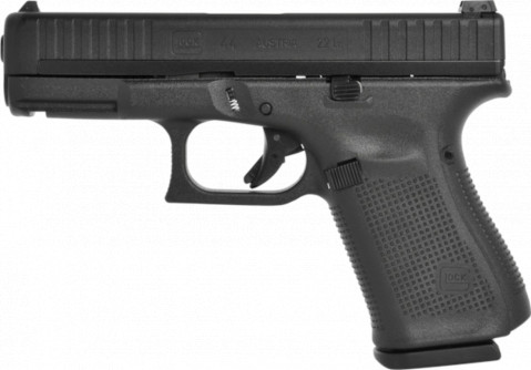 Glock G44 facing left