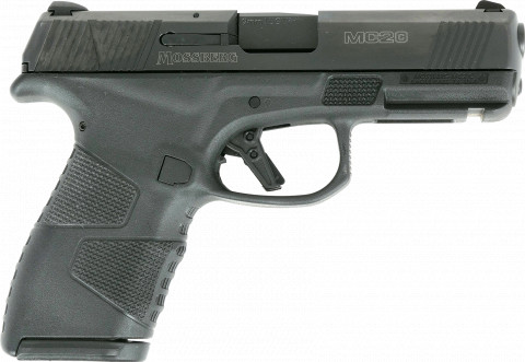 Mossberg MC2c facing right