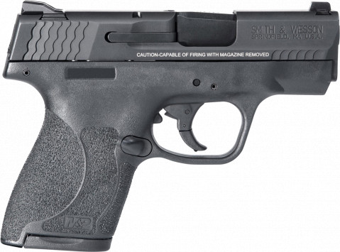 Smith & Wesson M&P 9 M2.0 Shield facing right