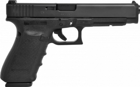 Glock G41 Gen4 facing right