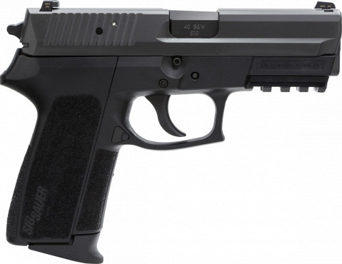 Sig Sauer SP2022 Full Size facing right