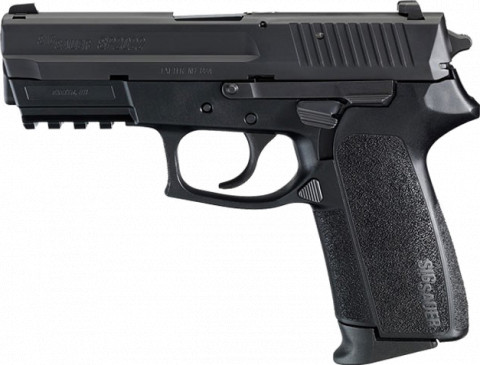 Sig Sauer SP2022 Full Size facing left