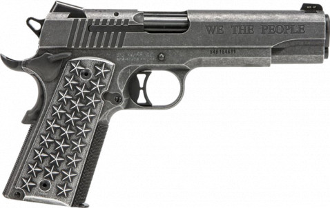 Sig Sauer 1911 Full Size facing right