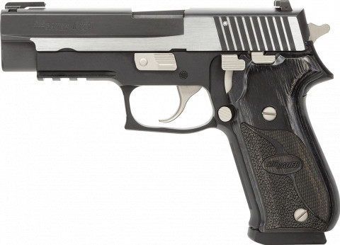 Sig Sauer P220 Full Size facing left