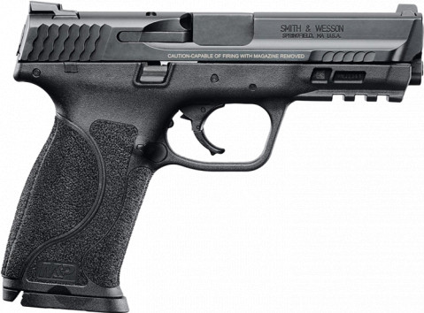Smith & Wesson M&P 9 M2.0 facing right