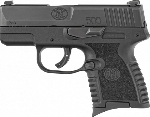FN 503 facing left