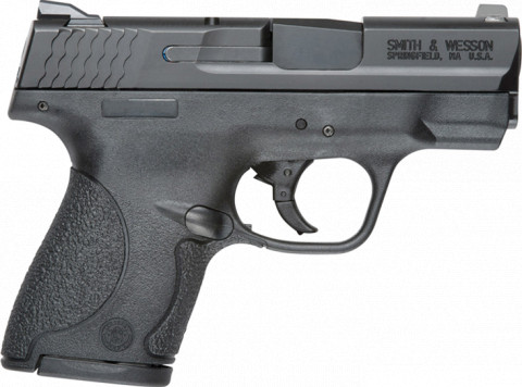Smith & Wesson M&P 9 Shield facing right