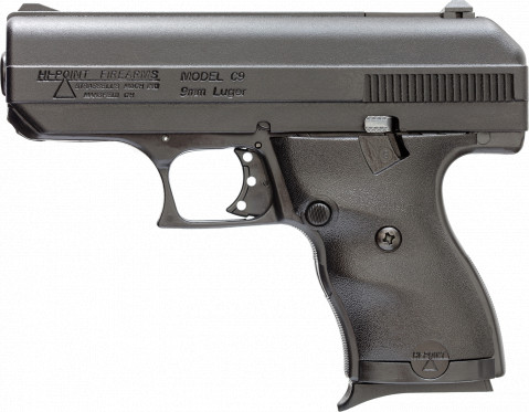 Hi-Point C 9 facing left