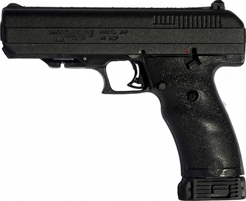Hi-Point JCP 40 facing left