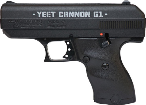 Hi-Point YEET Cannon G1 facing left
