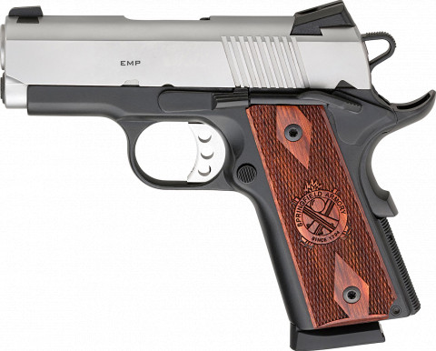 Springfield 1911 EMP facing left